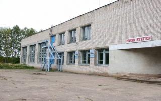 Школа села Айбаш