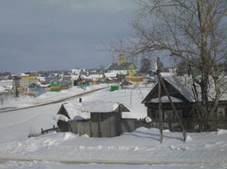 История села Айбаш