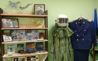 Краеведческая музейная комната Альдермышской школы