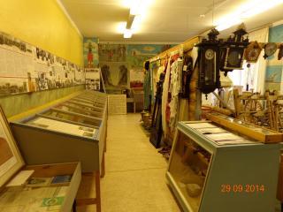 Краеведческий музей Дубъязской школы