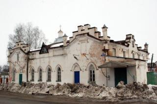 Е.П. Баратынский кунакта булган йорт