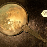 Зеркало бронзовое VI век до н.э.